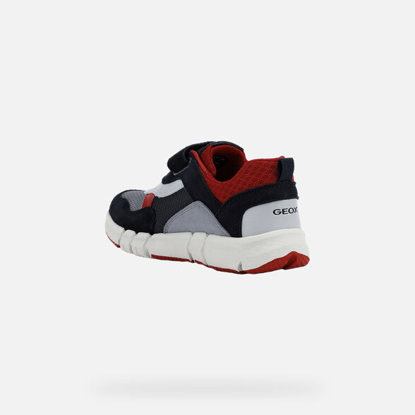 BOY SNEAKERS GEOX FLEXYPER BOY - 4
