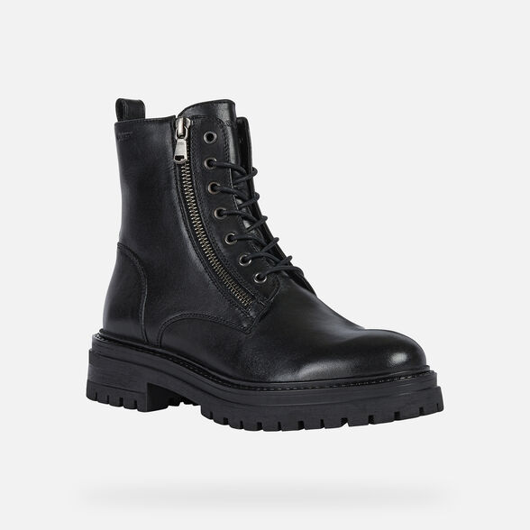 WOMAN ANKLE BOOTS GEOX IRIDEA WOMAN - 3