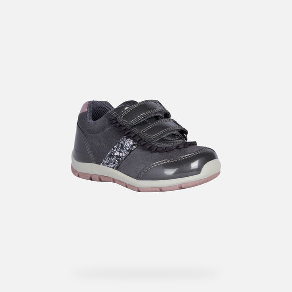 LOW TOP BABY GEOX SHAAX BABY GIRL - 3