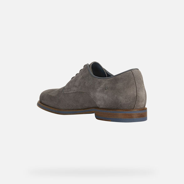 CASUAL SHOES MAN GEOX BAYLE MAN - 4