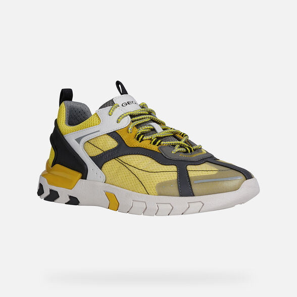 HOMBRE SNEAKERS GEOX GRECALE HOMBRE - 3