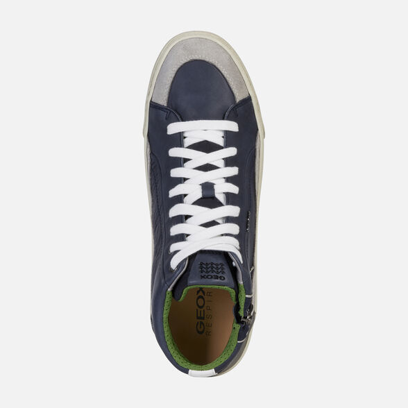 SNEAKERS MAN GEOX WARLEY MAN - 6