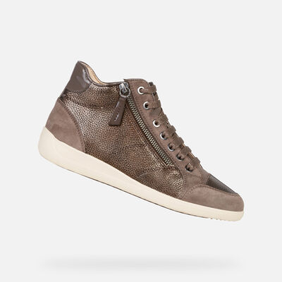 HIGH TOP WOMAN GEOX MYRIA WOMAN