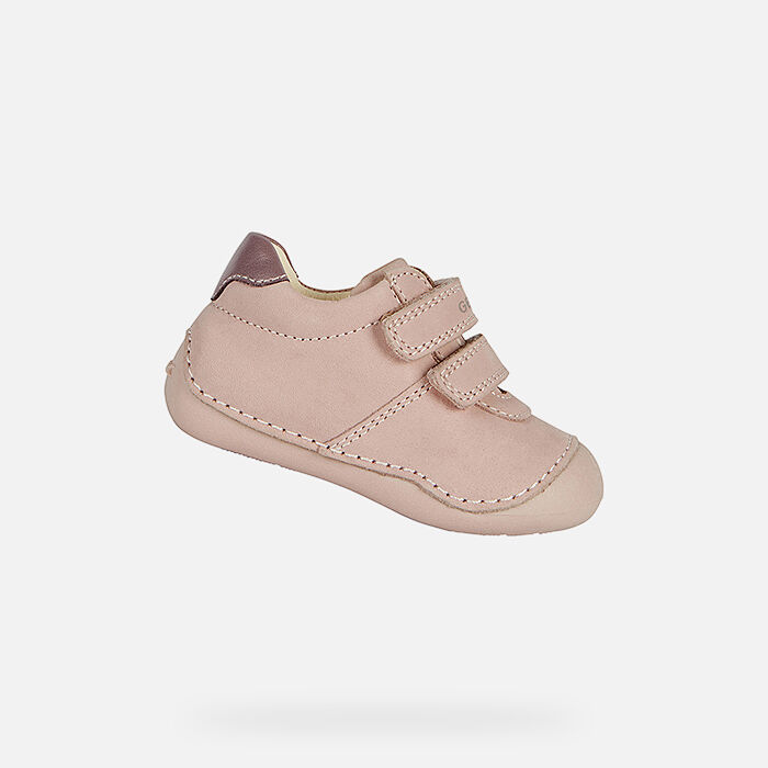 Baby Girls' First Walking Shoes   Geox ®
