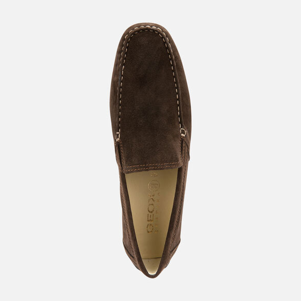 LOAFERS MAN GEOX MONER MAN - 7