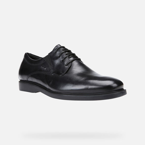 MAN FORMAL SHOES GEOX BRAYDEN ABX MAN - 3