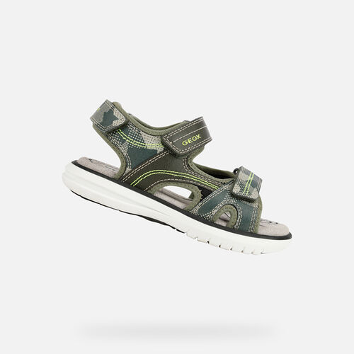SANDALS MARATEA BOY