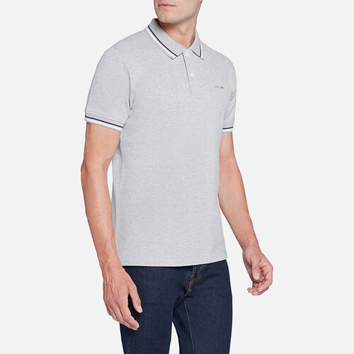 T-SHIRTS MAN GEOX SUSTAINABLE MAN - null