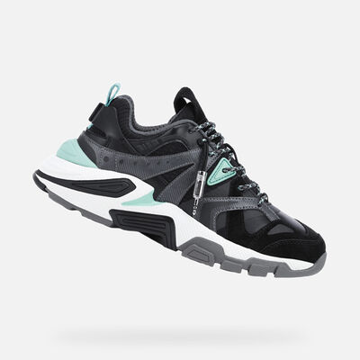 LOW TOP HERREN GEOX T01 PHONICA