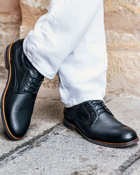 MAN FORMAL SHOES GEOX BAYLE MAN - 9