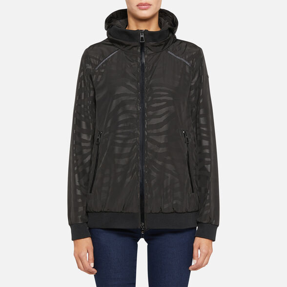 WOMAN JACKETS GEOX XLED WOMAN - 2