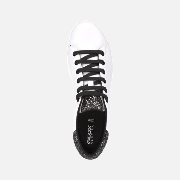 WOMAN SNEAKERS GEOX JAYSEN WOMAN - 6