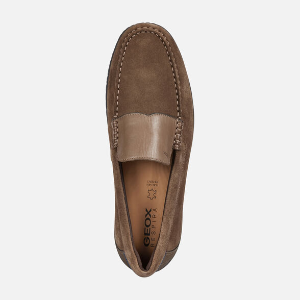 LOAFERS MAN GEOX DELRICK MAN - 6