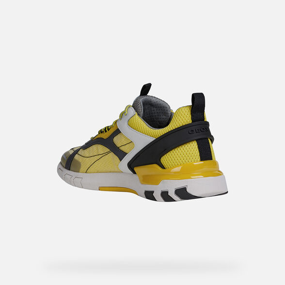 HOMBRE SNEAKERS GEOX GRECALE HOMBRE - 4