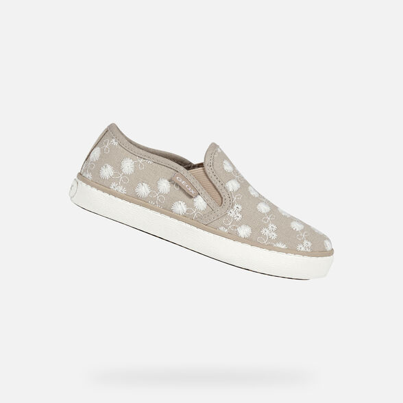 FILLE ESPADRILLES GEOX KILWI FILLE - 1