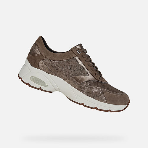 SNEAKERS MUJER GEOX ALHOUR MUJER - null