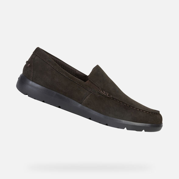 LOAFERS MAN GEOX LEITAN MAN - 1