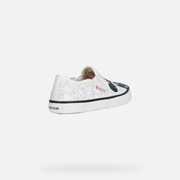 SNEAKERS GIRL GEOX KILWI GIRL - 5