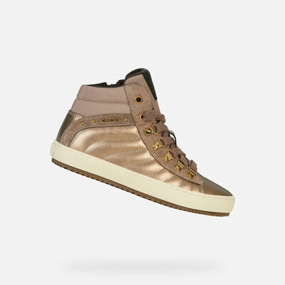HIGH TOP GIRL GEOX KALISPERA GIRL