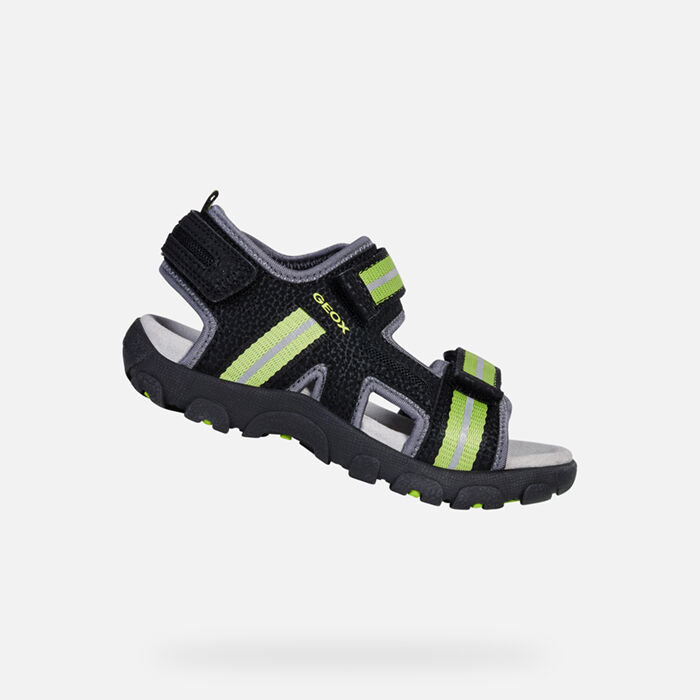 Breathable SandalsGeox Boys' Elegant Or Casual 1cTlFJKu3