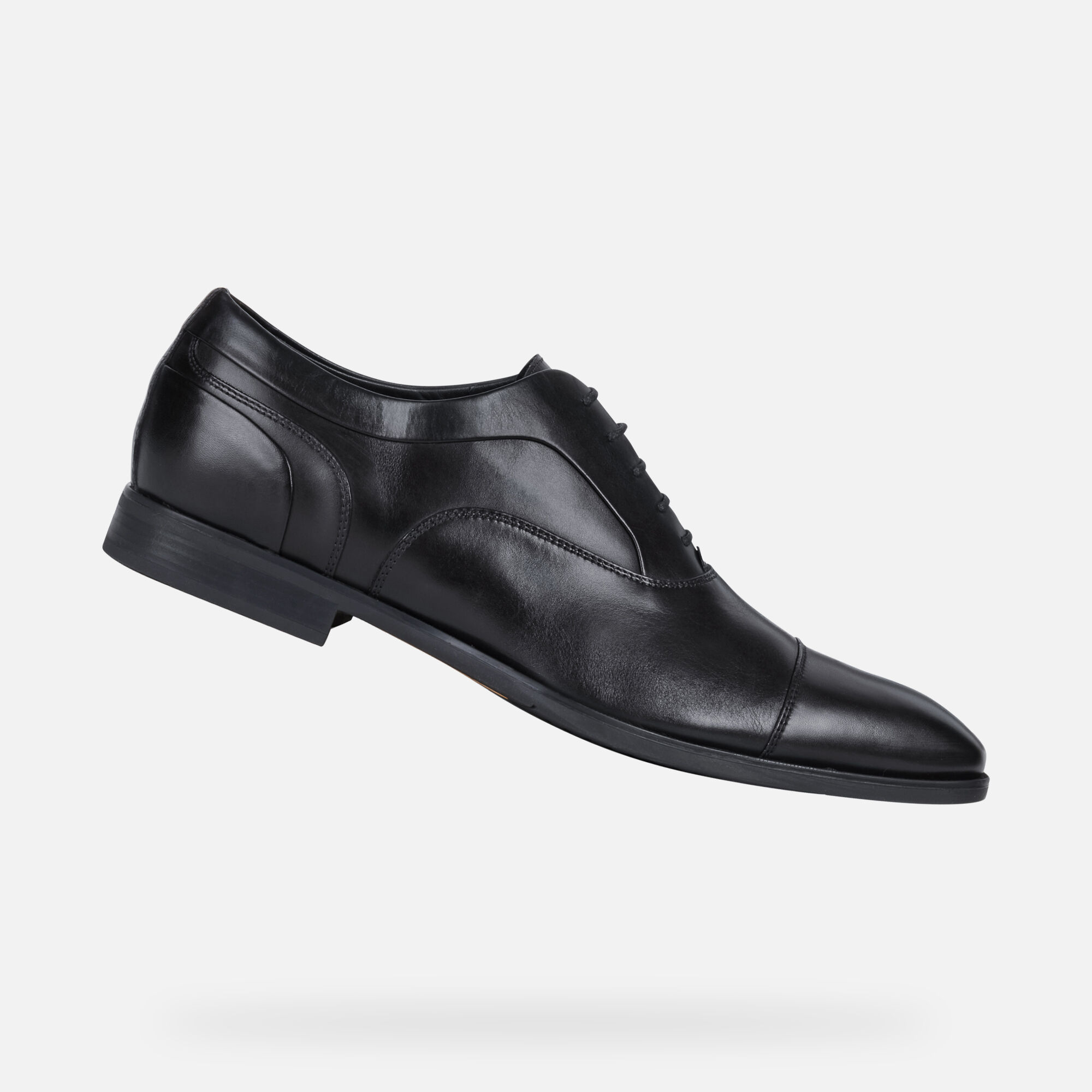 Geox NEW LIFE Homme Chaussures Noires | Collection d'Automne