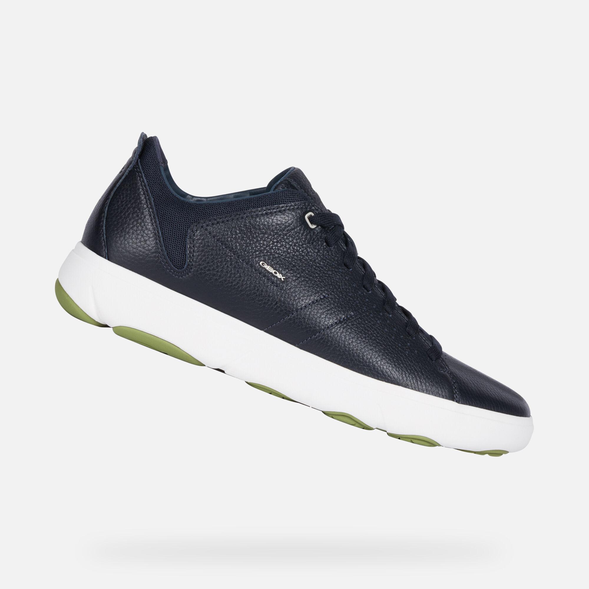 Geox NEBULA Y Man: Navy blue Sneakers