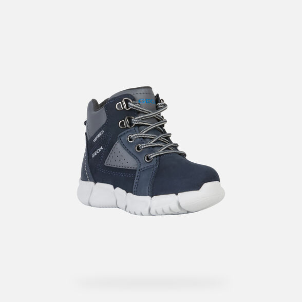 ANKLE BOOTS BABY GEOX FLEXYPER BABY BOY ABX - 3