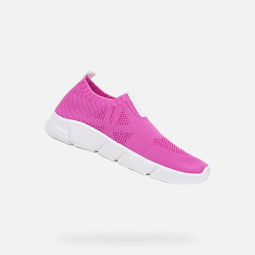 SNEAKERS FILLE GEOX ARIL FILLE - null