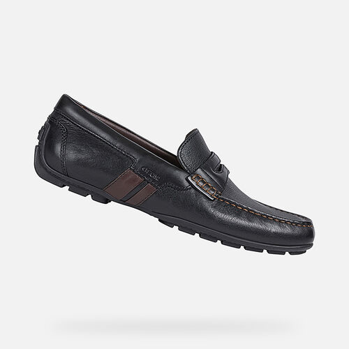 LOAFERS MAN GEOX MONER MAN - null