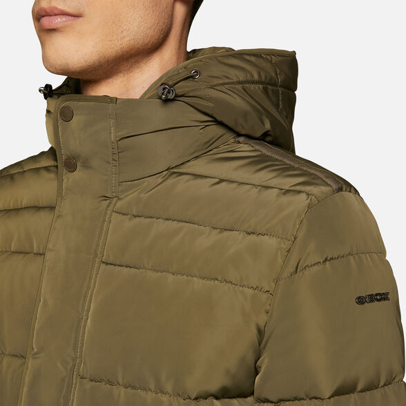 DOWN JACKETS MAN GEOX HILSTONE MAN - 9