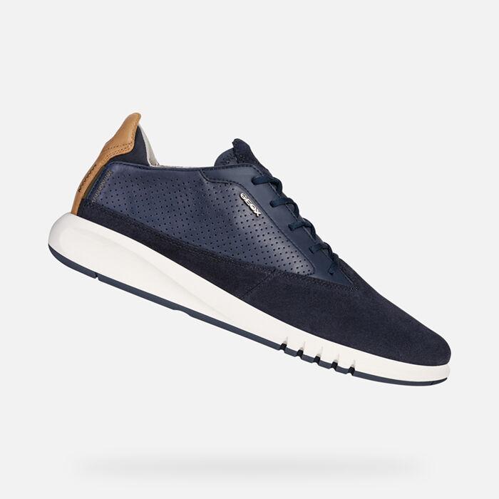 Und Herren Atmungsaktive Für Geox Schuhe Bekleidung Sffqw5P