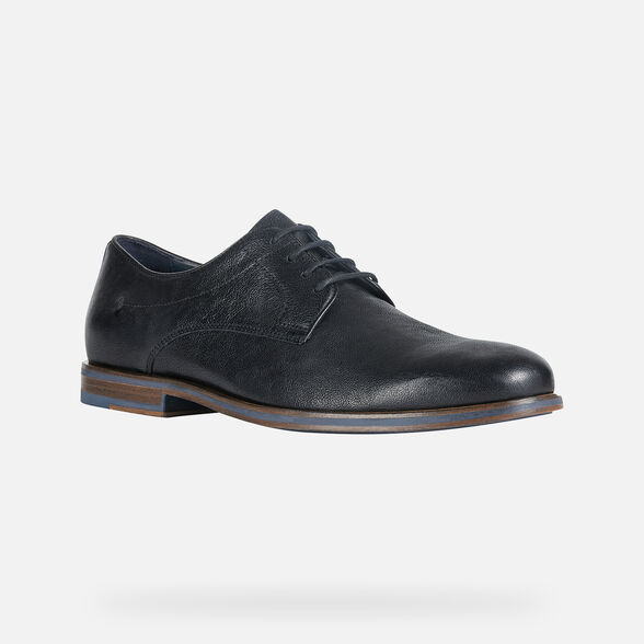 MAN FORMAL SHOES GEOX BAYLE MAN - 3