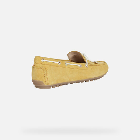 WOMAN LOAFERS GEOX LEELYAN WOMAN - 5