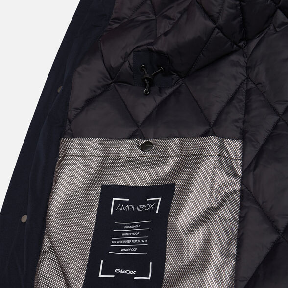 ANORAKS MAN GEOX CLINTFORD MAN - 5