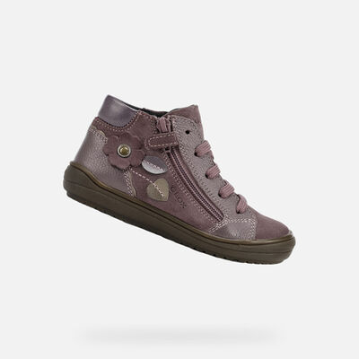 HIGH TOP GIRL GEOX HADRIEL GIRL