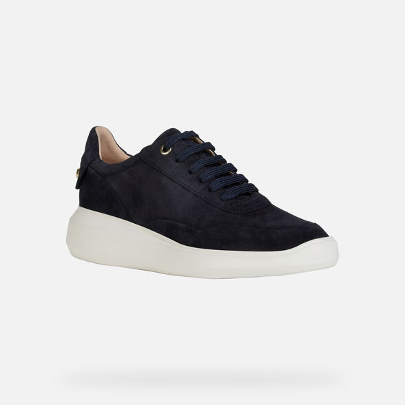 LOW TOP WOMAN GEOX RUBIDIA WOMAN - 4