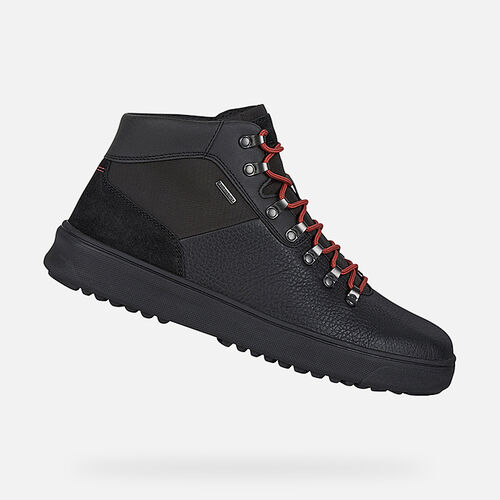BOTTES HOMME GEOX CERVINO ABX HOMME - null