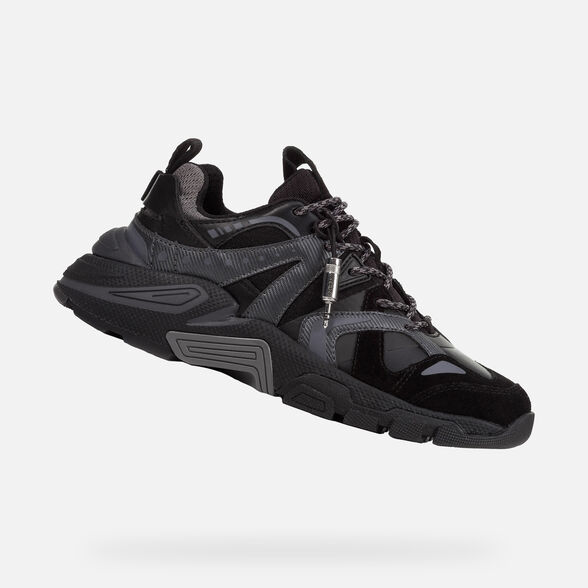 SNEAKERS UOMO GEOX T01 PHONICA - 1