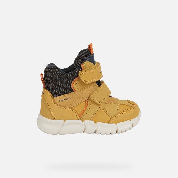 Geox Baby Jungen B Flexyper Boy A Sneaker