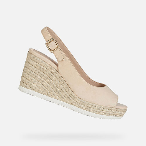 SANDALS WOMAN GEOX PONZA WOMAN - null