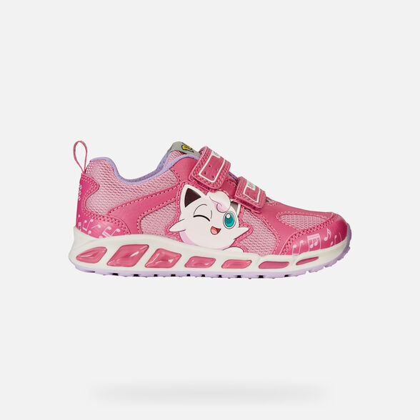 CHAUSSURES LED FILLE JR SHUTTLE GIRL - 2