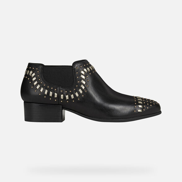 ANKLE BOOTS WOMAN GEOX PEYTHON WOMAN - 2