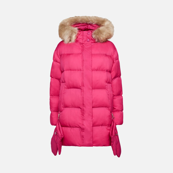DOWN JACKETS WOMAN GEOX EMALISE WOMAN - 1