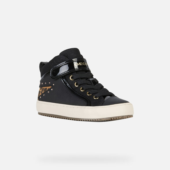 HIGH TOP GIRL GEOX KALISPERA GIRL - 3
