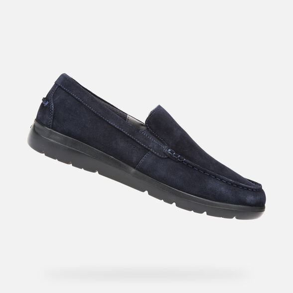 MAN LOAFERS GEOX LEITAN MAN - 1