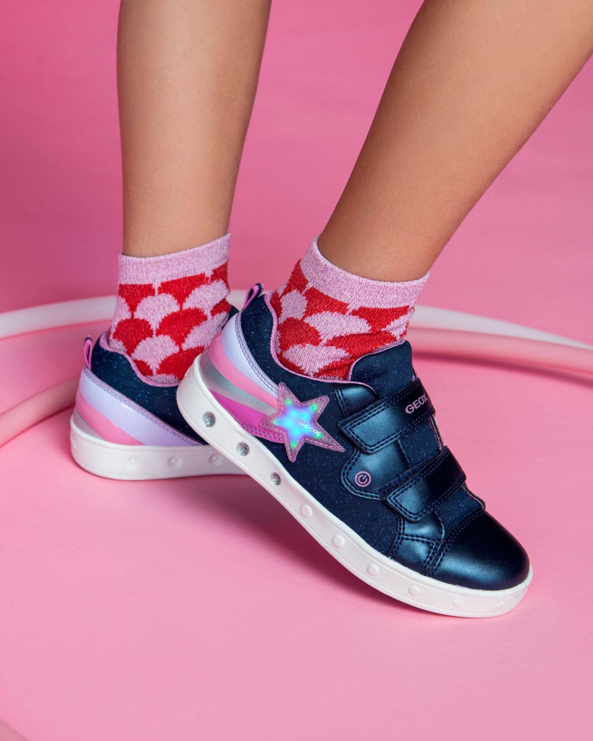 Geox SKYLIN Junior Girl: Navy blue
