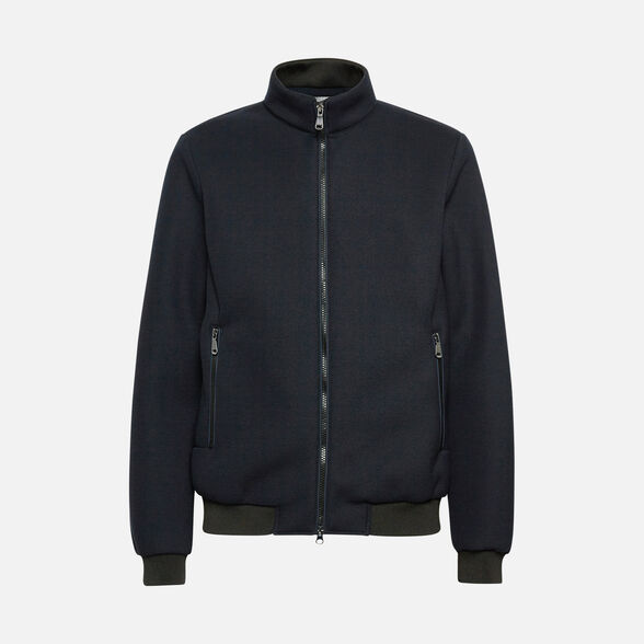 HOMME VESTES GEOX SILE HOMME - 1
