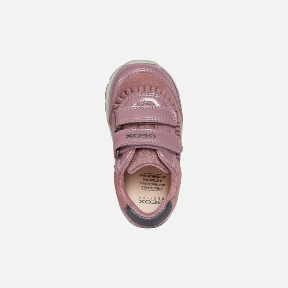 LOW TOP BABY GEOX SHAAX BABY GIRL - 6
