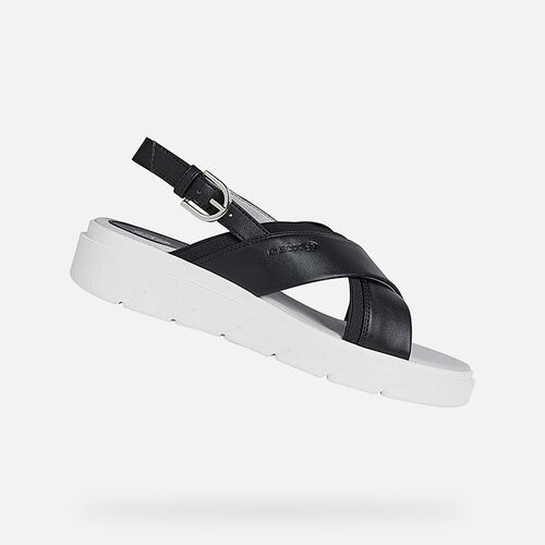 SANDALS WOMAN GEOX TAMAS WOMAN - null