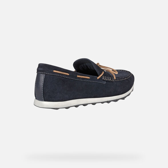 MAN LOAFERS GEOX CALAROSSA MAN - 5
